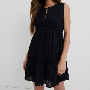Lucky Brand hazell peasant dress